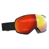Scott Women ' S Linx Snowsports Goggle - Black / Enhancer Red Chrome