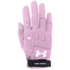 Under Armour Ua Illusion Field Lacrosse Gloves - Red