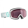Scott Youth Jr Witty Snowsports Goggle - White Mint Green / Enhancer