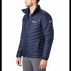 Columbia Men ' S Snow Country Jacket - Collegiate Navy