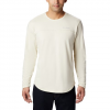 Columbia Men ' S Rugged Ridge Long Sleeve Crew - Stone Heather