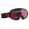 Scott Youth Jr Witty Snowsports Goggle - Blue Nights Red / Enhancer