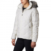 Columbia Women ' S Icy Heights Ii Down Jacket - Chalk