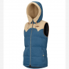 Picture Organic W Holly Vest - Blue