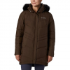 Columbia Women ' S Peak To Park Mid Insulated Jacket - Olive Green