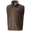 Columbia Men ' S Steens Mountain Fleece Vest ( Extended Sizes ) - Buffalo
