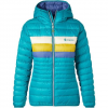 Cotopaxi Women ' S Fuego Hooded Down Jacket - Evergreen