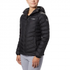 Columbia Women ' S Snow Country Hooded Jacket - Black