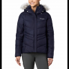 Columbia Women ' S Peak To Park Insulated Jacket ( Extended Sizes ) - Dark Nocturnal