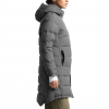 The North Face Women ' S Metropolis Parka Iii - Medium Grey