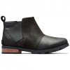 Sorel Women ' S Emelie Chelsea Ankle Boots - Black / Black