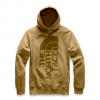 The North Face Men ' S Rivert Patch Pullover Hoodie - British Khaki