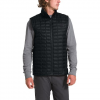 The North Face Men ' S Thermball Eco Vest - Black Matte