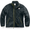 The North Face Men ' S Campshire Full - Zip Jacket - Asphalt Grey / New Taupe Green