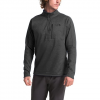 The North Face Men ' S Canyonlands 1 / 2 Zip ( Extended Sizes ) - Tnf Dark Grey Heather