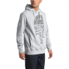 The North Face Men ' S Rivert Patch Pullover Hoodie - Tnf Light Grey Heather