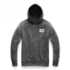 The North Face Men ' S Patch Pullover Hoodie - Tnf Dark Grey Heather