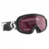 Scott Youth Jr Witty Snowsports Goggle - Black White / Enhancer