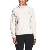 The North Face Women ' S Tka Glacier Funnel - Neck Pullover - Vintage White