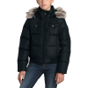 The North Face Youth Girl ' S Gotham Down Bomber Jacket - Tnf Black