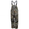Pursuit Gear Men ' S Big Game Camo Bib - Realtree Edge