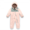 The North Face Youth Infant Oso One Piece - Purdy Pink