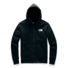 The North Face Men ' S Half Dome Full Zip Hoodie - Black