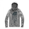 The North Face Women ' S Trivert Patch Pullover Hoodie - Tnf Medium Grey Heather