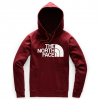 The North Face Women ' S Half Dome Pullover Hoodie - Deep Garnet Red
