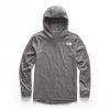 The North Face Youth Boy ' S Tri - Blend Pullover Hoodie - Tnf Medium Grey Heather