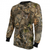 World Famous Long Sleeve Camo Shirt - Ridge Ghost Camo