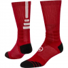 Red Lion Precision Performance Basketball Crew Socks - White / Tan