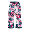 The North Face Youth Girl ' S Insulated Freedom Pant - Atomic Pink Digital Floral Print