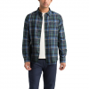 The North Face Men ' S Long Sleeve Hayden Pass 2 . 0 Shirt - Night Green Plaid