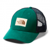 The North Face Mudder Trucker Cap - Night Green / Vintage White