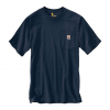 Carhartt M Workwear Pocket S / S Tee - Hunter Green Heather