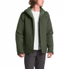 The North Face Men ' S Carto Triclimate Jacket - New Taupe Green / Four Leaf Clover