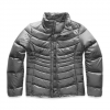 The North Face Women ' S Aconcagua Jacket Ii - Shiny Mid Grey