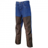 World Famous Mens Upland Game Jean Pants - Denim / Brown