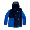 The North Face Youth Boy ' S Fresh Track Triclimate Jacket - Tnf Blue