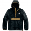 The North Face Men ' S Campshire Pullover Hoodie - Tnf Black / British Khaki