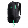 The North Face Snomad 23 Pack - Fkpwthrdblk / Chlrgrn