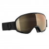 Scott Men ' S Unlimited Ii Otg Ls Snowsports Goggle - Black / Light Sensitive Bronze Chrome