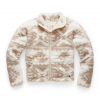 The North Face Youth Girl ' S Camshire Cardigan - Vintage White Tribal