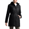The North Face Women ' S Thermoball Eco Parka - Tnf Black