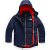 The North Face Youth Boys Clement Triclimate Jacket - Montague Blue