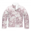The North Face Youth Girl ' S Reversible Mossbud Swirl Jacket - Ashen Purple Mountainscape Print