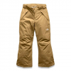 The North Face Youth Girl ' S Insulated Freedom Pant - British Khaki