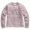 The North Face Women ' S Crescent Sweater - Ashen Purple Heather