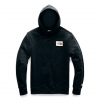 The North Face Men ' S Patch Pullover Hoodie - Tnf Black Heather